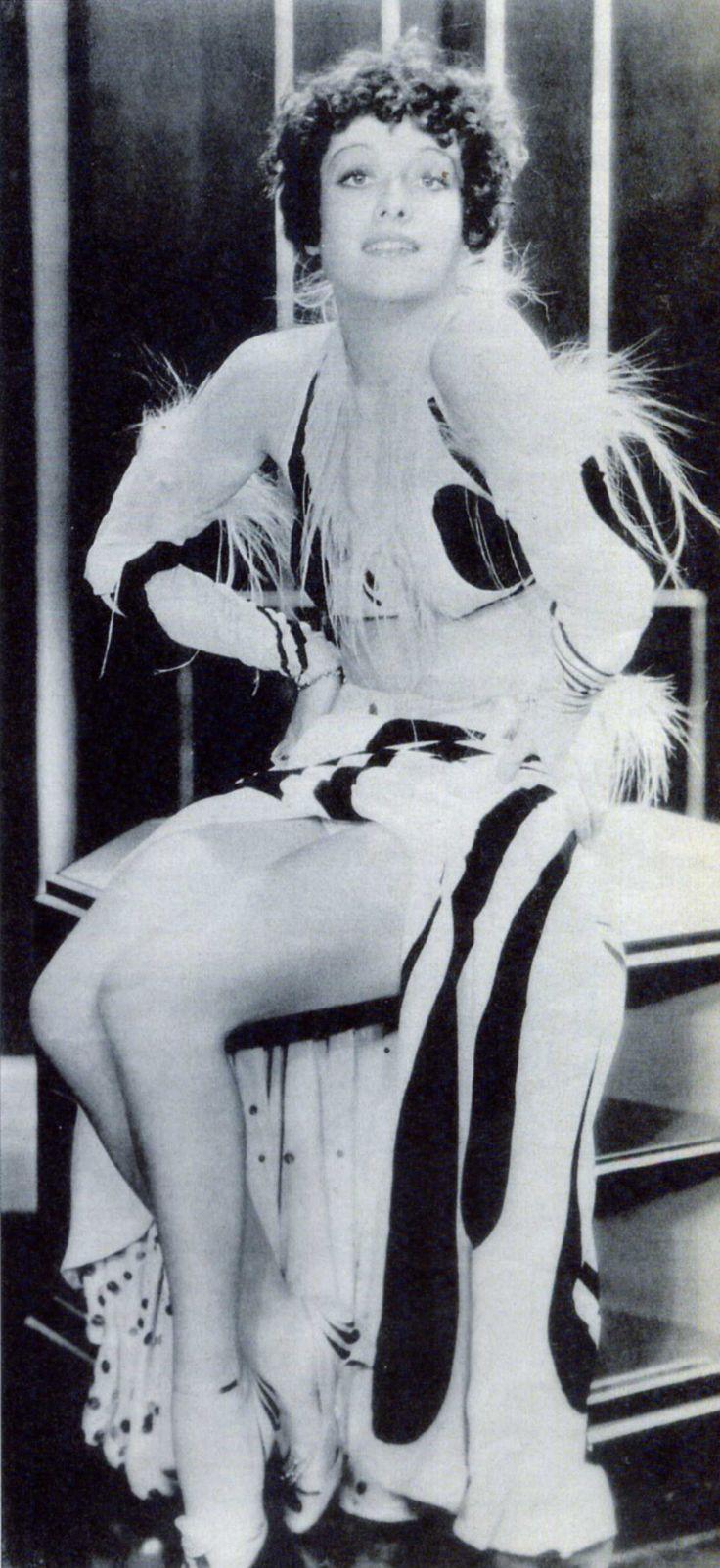"""Joan Crawford en """"Jugar con fuego"""" (Our Modern Maidens), 1929"""
