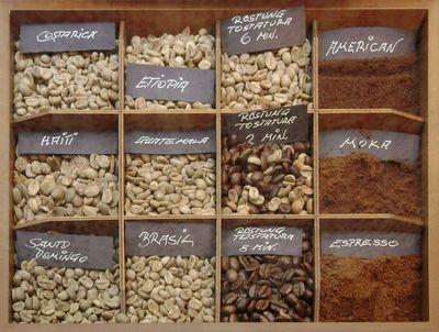 Kaffeeanbau und Kaffee-Anbauländer