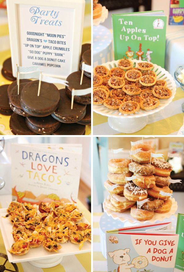10 Creative Childrens Book Themed Baby Shower Ideas + Free Printable Quiz & Bookplates