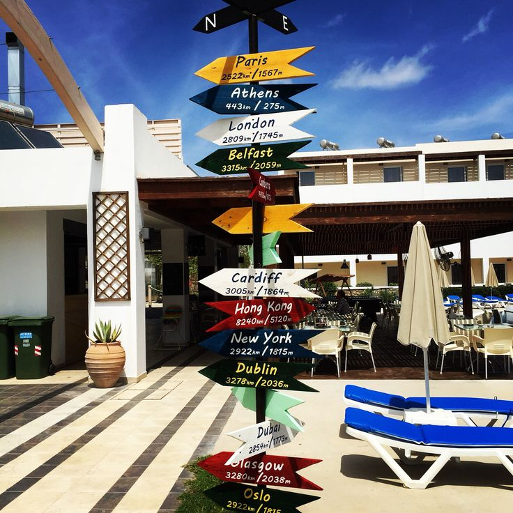 Which way to the Beach? #Pefkos #Rhodes #LindianCollection #MatinaPefkos