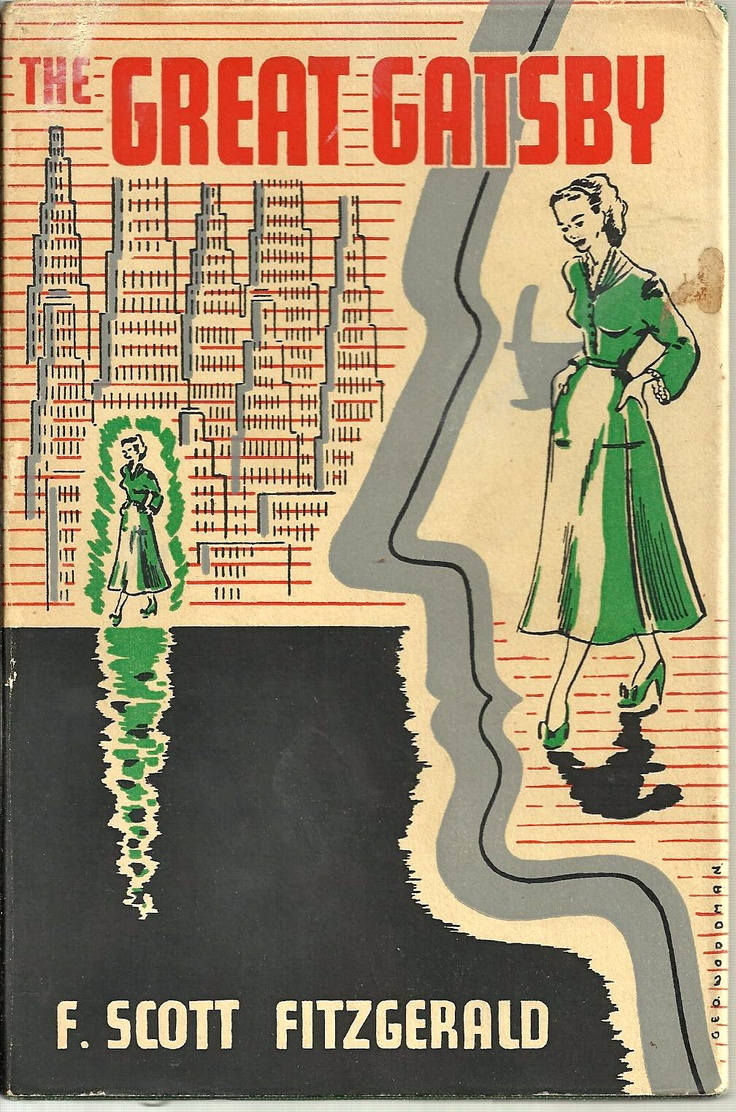 1948 edition of The Great Gatsby