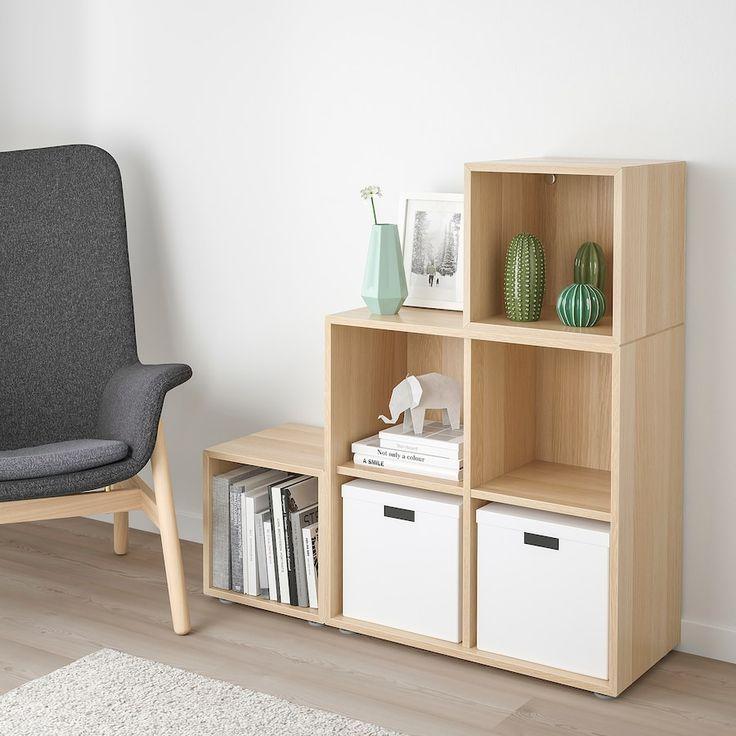Eket Ikea Bedroom  Ikea eket, Eket, Flexible furniture