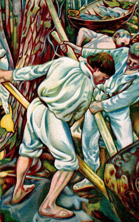Kuva albumissa PEKKA HALONEN - Google Kuvat. Kortti 1920-luvulta.