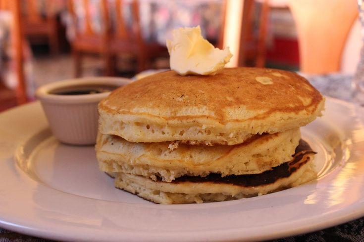 Banana Pancake Recipe http://cookingcheat.com/freezer-meals
