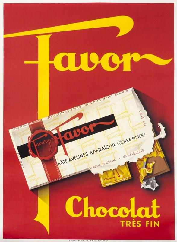 Favor Chocolate - tres fin by Jacomo