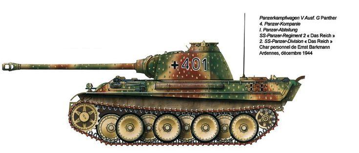 танк баркмана