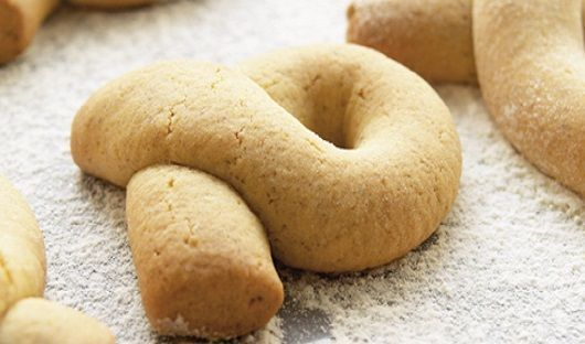 Butter Cookies (Biscoitos) - Easy Portuguese Recipes - I made these today and they are very good, the only change I made was adding an extra egg.