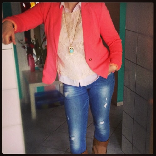 #spring #color #fashion #cool #casual