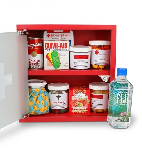 Get Well Medicine Cabinet (Cutest Get Well Gift Ever!)