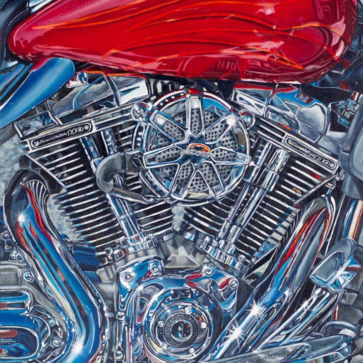 """2017 Harley Davidson CVO Street Ride"""