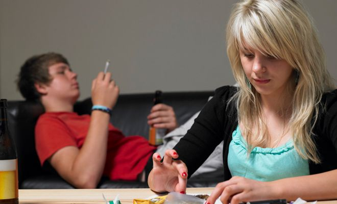 Facts About #Teens And #Drug Use