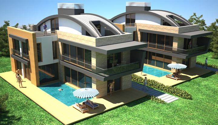 İlbey Double Villa