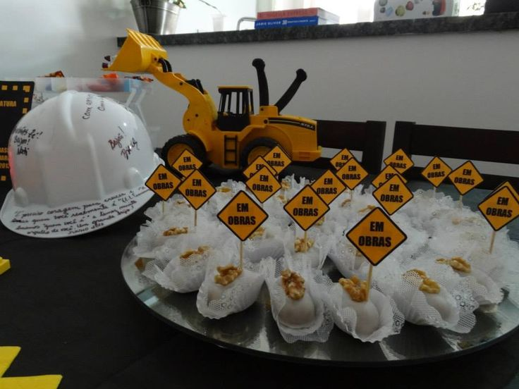 CIVIL ENGINEERING GRADUATION PARTY - mesa doces!