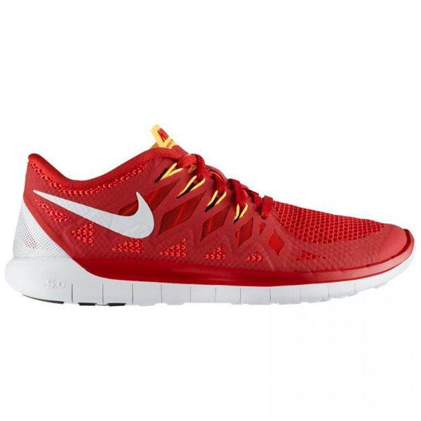 Sepatu Lari Nike Free 5.0 642198-601 merupakan salah satu sepatu running yang sempurna untuk pelari profesional. Sepatu ini diskon 10% dari harga Rp 1.399.000 menjadi Rp 1.299.000.