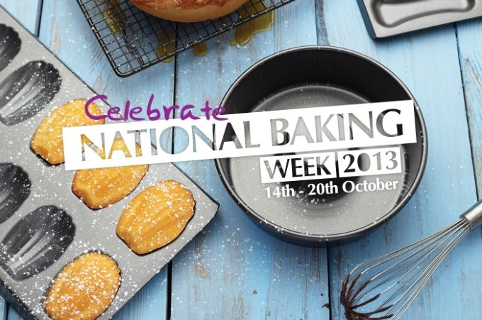 National Baking Week, 14th - 20th October 2013 | Kitchen Craft