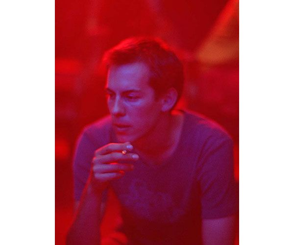 Paul Graham. red. blue. smoke. such intense colour.