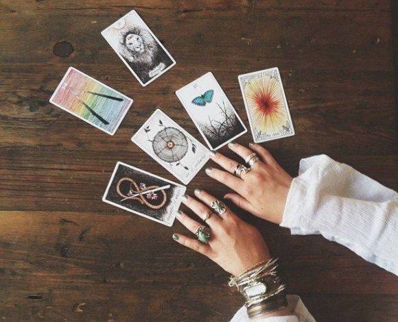 Learning To Read Tarot Cards - Free People Blog