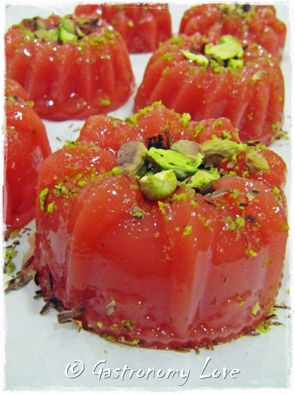 Gelo di melone   Gastronomy Love