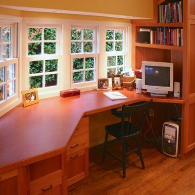 11 best bay window desk images on Pinterest