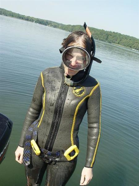 Erg Mooie Duiken Leuk 21897 Nog Maken Diving Suit