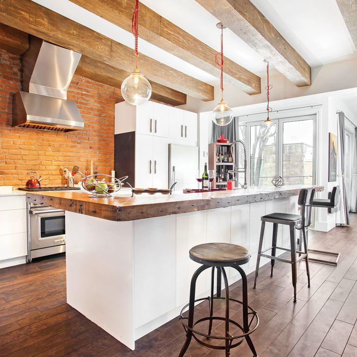 Les Meilleures Images Du Tableau Home Sur Pinterest Cuisines - Ambiance campagne chic pour idees de deco de cuisine