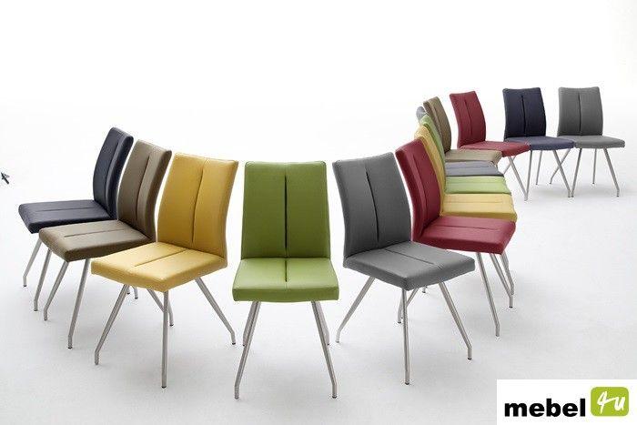 Krzesło TIMO stelaż typu statyw, różne kolory - sklep meblowy