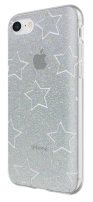 Fall 2017 Design Series Collection - Glitter Star Cut Out for iPhone 8.