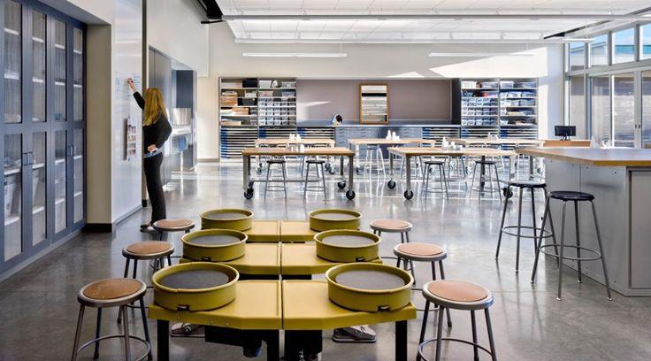 Open Classroom Design ~ Best high school ceramics ideas on pinterest