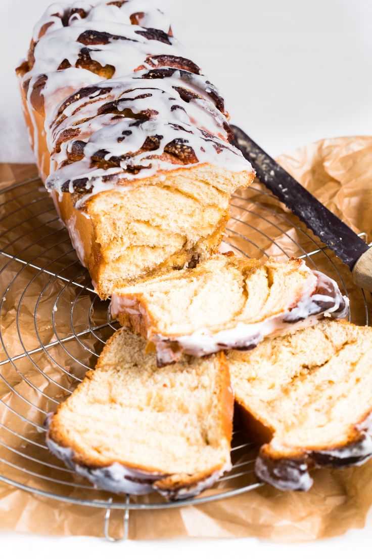 Thermomix Cinnamon bread. Perfect breakfast bread for the whole family.