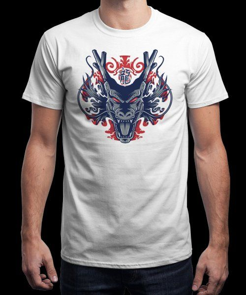 """""""5H3NR0N"""" is today's £9/€11/$12 tee for 24 hours only on www.Qwertee.com Pin this for a chance to win a FREE TEE this weekend. Follow us on pinterest.com/qwertee for a second! Thanks:)"""