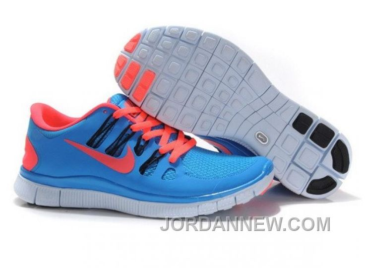 on sale f8ae5 6018e ... Sale Discount Womens Nike Free Sky Blue Rose Shoes The Most Flexible  Shoes Team Orange Reflective Silver ...