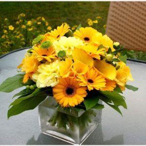 Yellow Flowers In Vase Wallpaper | yellow flowers in vase wallpaper 1080p, yellow flowers in vase wallpaper desktop, yellow flowers in vase wallpaper hd, yellow flowers in vase wallpaper iphone