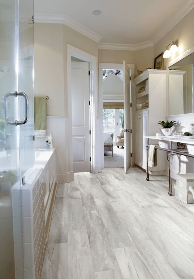 Amazing Luxury Flooring Ideas #2: The Secret To Why Luxury Vinyl Tile Looks So Good
