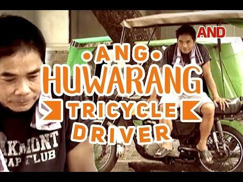 """Ang Huwarang Tricycle Driver - WATCH VIDEO HERE -> http://philippinesonline.info/trending-video/ang-huwarang-tricycle-driver/   A tricycle driver gets a brand new car from his kids.  Subscribe to the ABS-CBN News channel! –  Visit our website at Facebook: Twitter:  """"Life of Riley"""" Kevin MacLeod (incompetech.com) Licensed under Creative Commons: By Attribution 3.0 Video credit to the YouTube channel owner"""