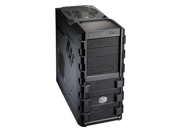 Cooler Master HAF 912 - Mid Tower Computer Case [65$]