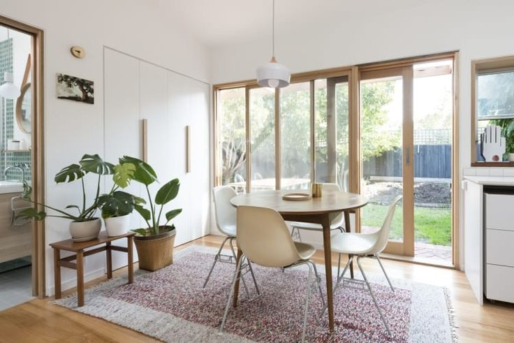 It's a breezy, open space – perfect for a family