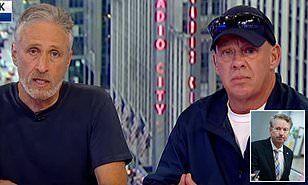 John Stewart blasts Rand Paul for blocking 9/11 victim funding bill