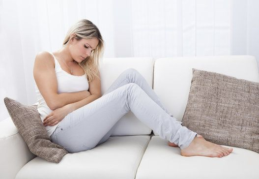 Ovarian Cancer: Symptoms And Treatment For The 'Devastating' Illness Affecting Women  Irregular periods or vaginal bleeding after menopause (Andrey Popov via Getty Images)