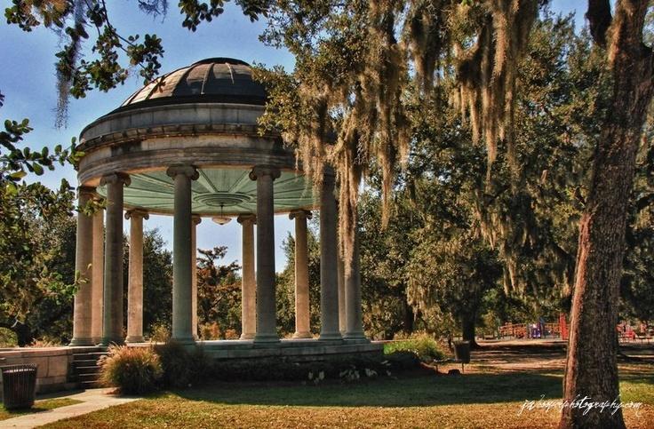 City Park New Orleans....