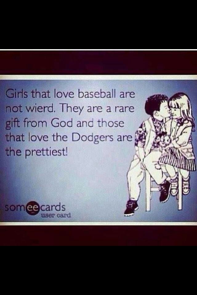 Go Dodgers!