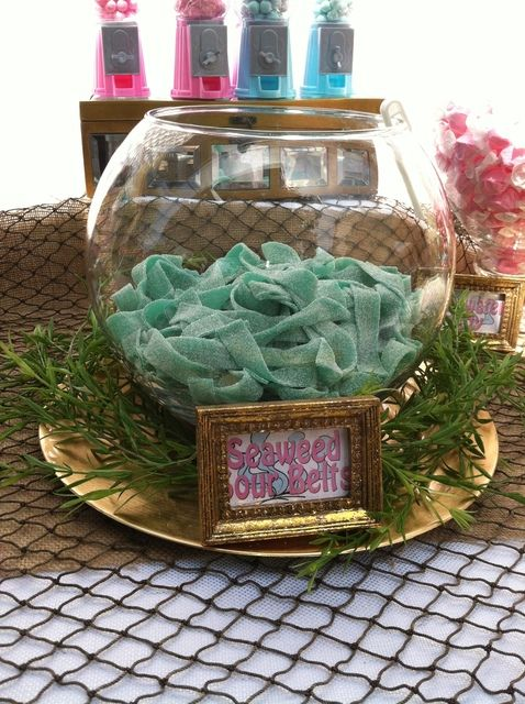 Sour Seaweed - love it!