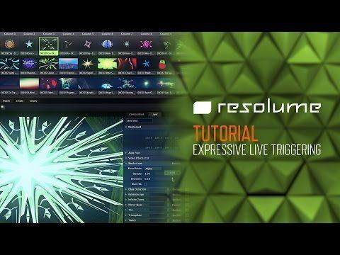 Resolume Arena & Avenue 4 VJ Software Tutorials | DocOptic.com