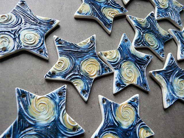 :-) van gogh stars