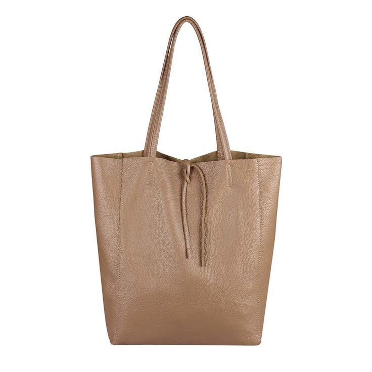 OBC Made in Italy DAMEN LEDER TASCHE DIN-A4 Shopper Schultertasche Henkeltasche Tote Bag Metallic Handtasche Umhängetasche Beuteltasche… – Italyshop24.com