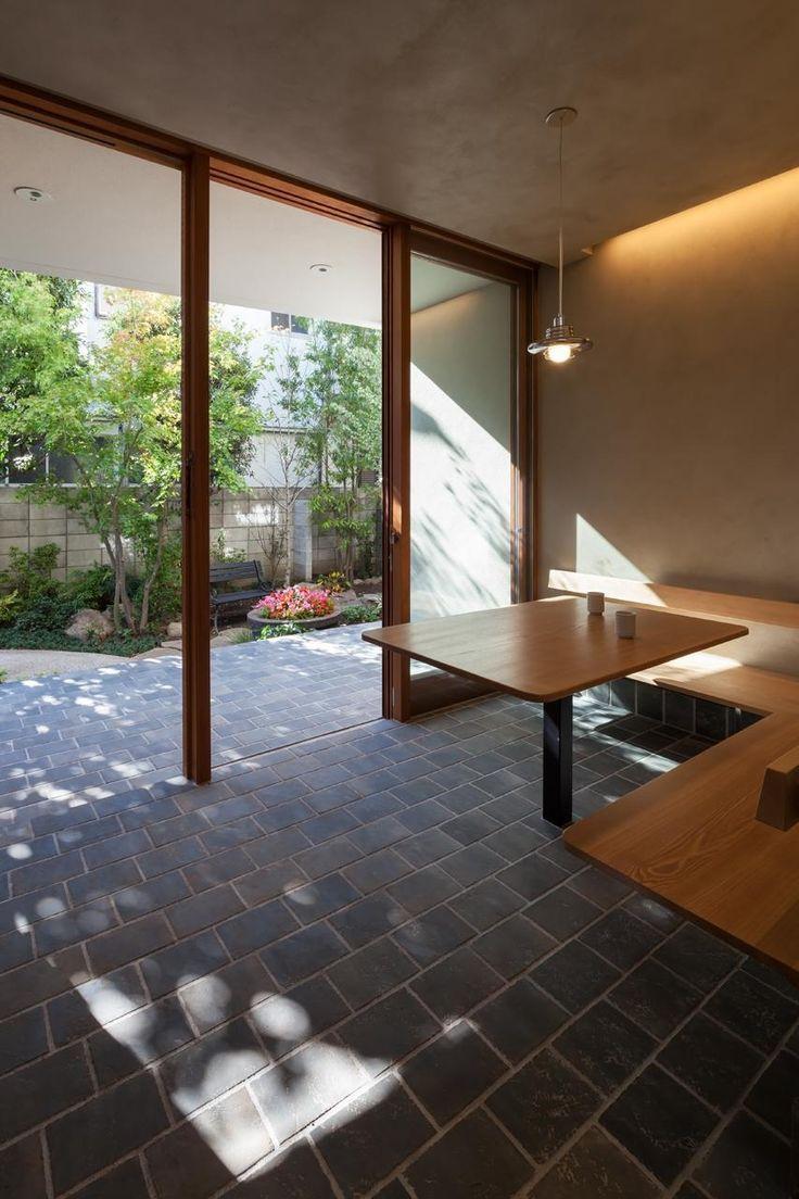 建築家:松本直子建築設計事務所「朝庭の住まい」