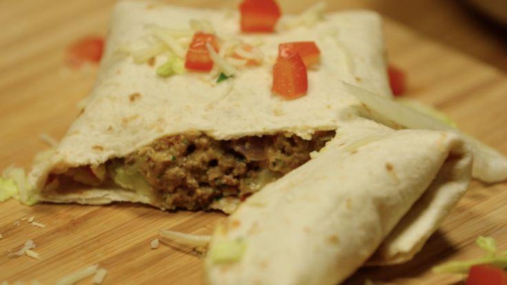Burritos - Mit diesen Tortillas kommt Mexiko auf den Tisch - http://ift.tt/2aeMhEG