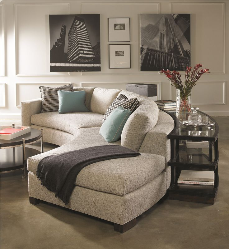 21 Best Round Couches Images On Pinterest Sectional