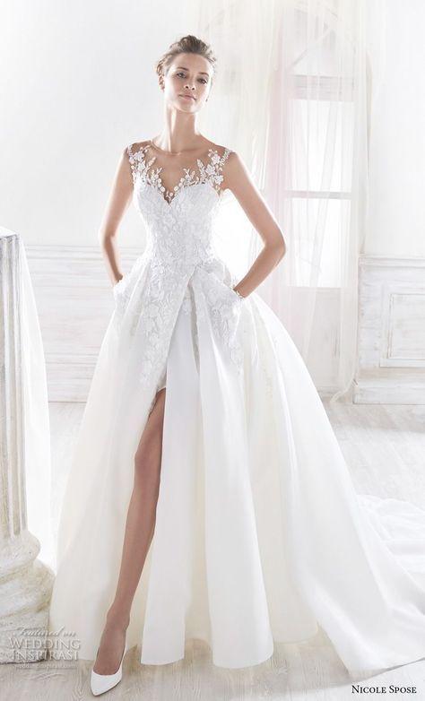 Nicole 2018 Bridal Collection - Princess Ready Wedding Dresses