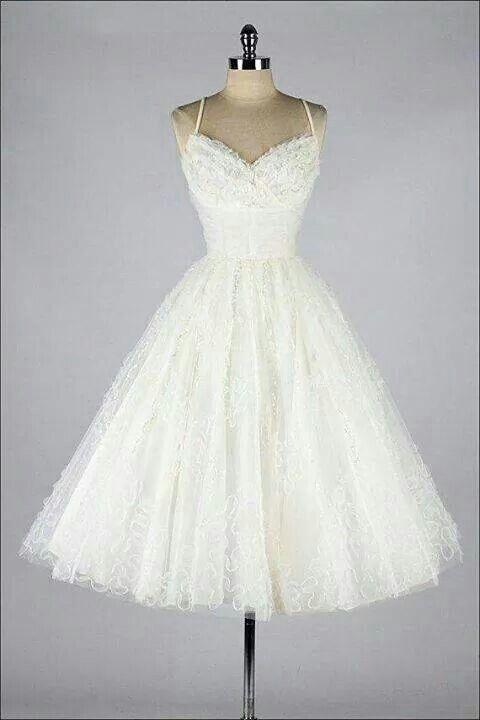 Lovely white