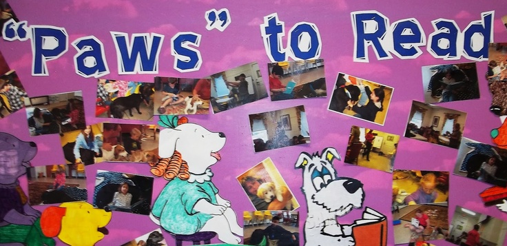 Sweet Tea Classroom: Paws to Read Reading Program: The Best Reading Program